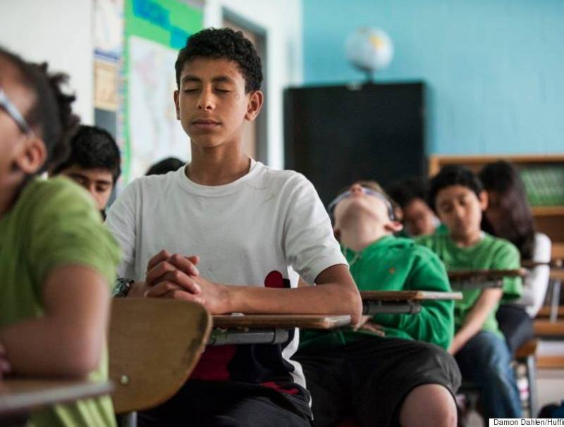 INTRODUCING MEDITATION TO PUBLIC SCHOOL. EVIDENCES OF MENTAL AND EMOTIONAL BENEFITS