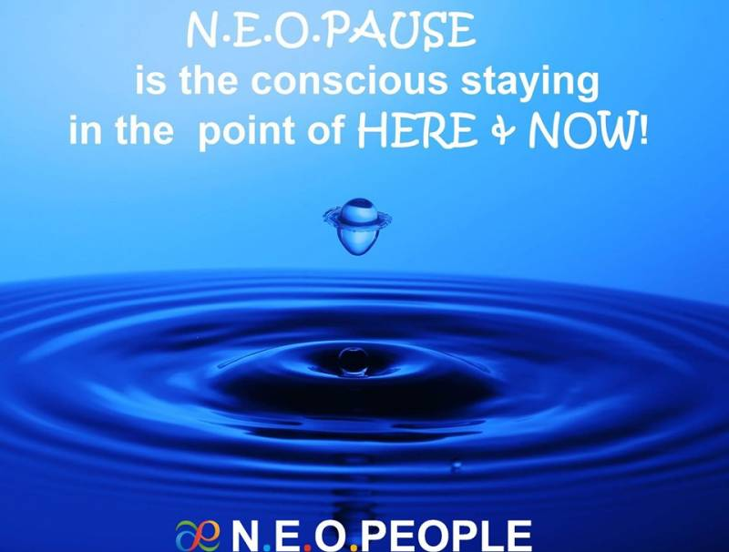 N.E.O.PAUSE by Victoria Contoret