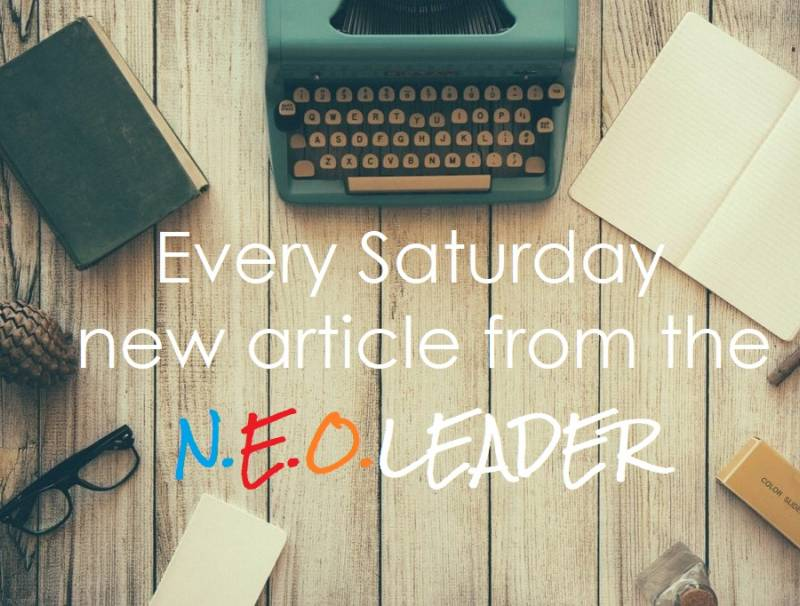 Saturday article from N.E.O.LEADER